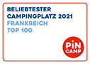 Top 100 camping France