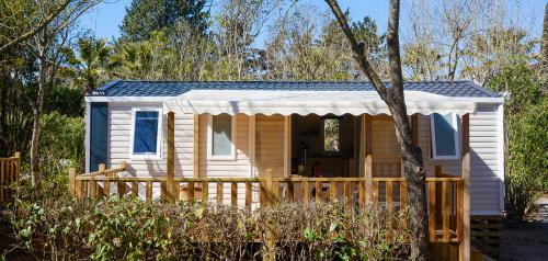 Cottage de vacances à Riquebrune sur Argens