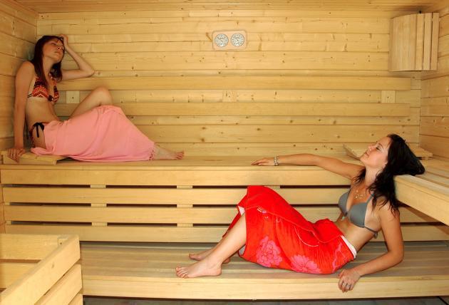 Camping avec sauna dans le Var
